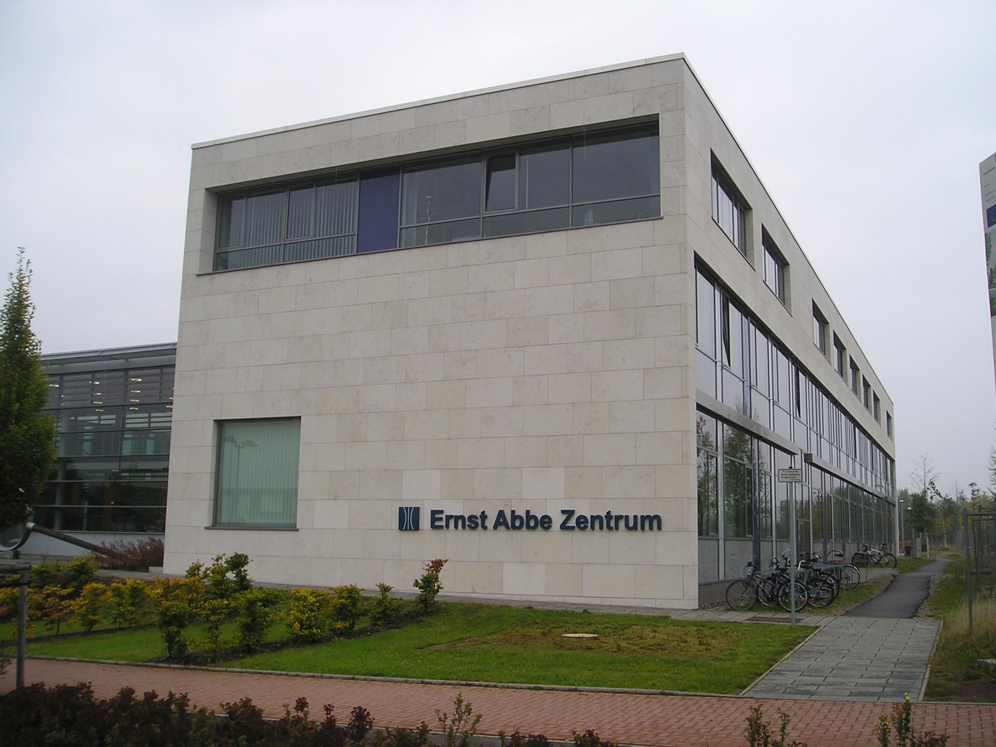 TU Ilmenau Ernst Abbe Zentrum